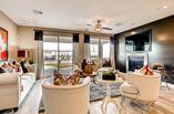 New Homes in Las Vegas Nevada NV - Newport Manor by D.R. Horton