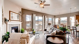 New Homes in Colorado Springs Colorado CO - Forest Lakes by Classic Homes