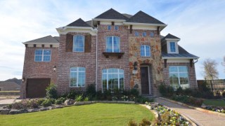 New Homes in Texas TX - Miramonte by Grand Homes