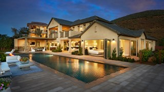 New Homes in California CA - The Summit at San Elijo Hills by Richmond American