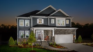 New Homes in North Carolina NC - Darlington Woods by KB Home