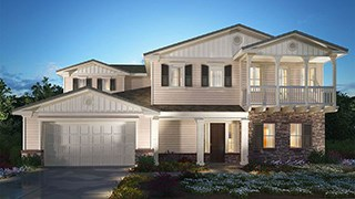 New Homes in - The Oaks at The Promontory by Renasci Homes
