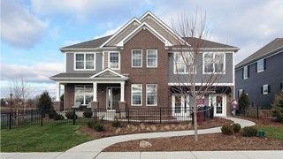 New Homes in Illinois IL - Burlington Meadows by M/I Homes
