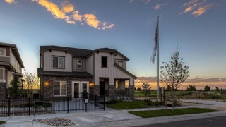 New Homes in - The Fairways at Buffalo Run by Lokal Homes