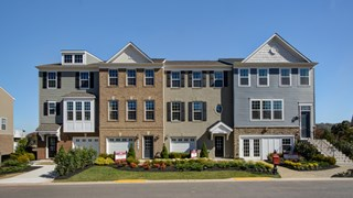 New Homes in Virginia VA - Bradley Square Community by Stanley Martin Homes