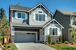 New Homes in Seattle Washington WA - Coleman by RM Homes