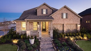 New Homes in Texas TX - Trinity Falls by Johnson Development Corp