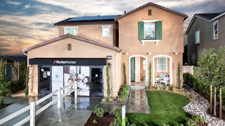 Model homes in riverside county ca