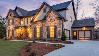 New Homes in Georgia GA - Tipton Home Builders at Sterling On The Lake by Newland Communities