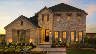 New Homes in Texas TX - Wildridge - 50s by American Legend Homes