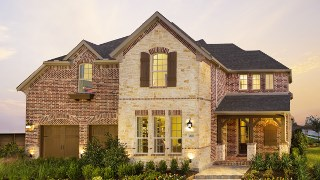 New Homes in Texas TX - Wildridge - 60s by American Legend Homes