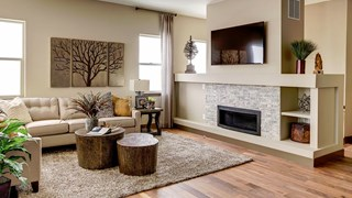 New Homes in Colorado CO - Valleyview at Candelas - Village Homes at Candelas by William Lyon Homes