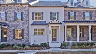 New Homes in Atlanta Georgia GA - Encore Walk by Traton Homes