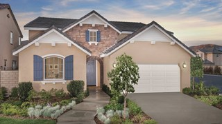 New Homes in California CA - Plum Canyon by Van Daele Homes