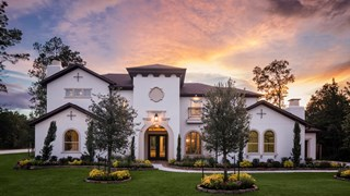 New Homes in - Woodforest by Johnson Development Corp