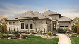 New Homes in Texas TX - Palmera Ridge 60' by Wilshire Homes