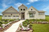 New Homes in Texas TX - Tierra Rosa at Santa Rita Ranch 60' by Wilshire Homes