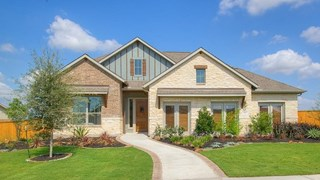 New Homes in Texas TX - Siena 53' by Wilshire Homes