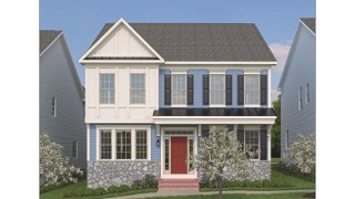 New Homes in Maryland MD - Primrose Hill Single Family by Craftmark Homes