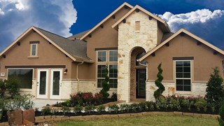 New Homes in Texas TX - Magnolia Creek by Wheelock Communities