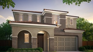 New Homes in California CA - Parkside by Fitzpatrick Homes