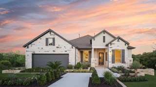 New Homes in Texas TX - Trendmaker Homes 60s at Rancho Sienna by Newland Communities