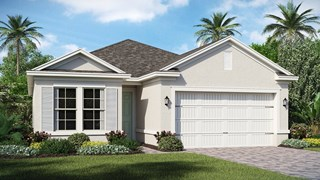 New Homes in Florida FL - K. Hovnanian's® Four Seasons at Orlando by K. Hovnanian Homes