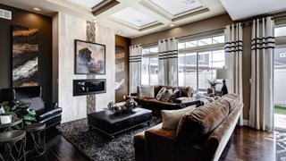 New Homes in Colorado CO - Ranch House at Thompson River Ranch by Oakwood Homes