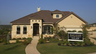 New Homes in Texas TX - Tivoli by Whitestone Custom Homes