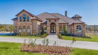 New Homes in Texas TX - Vintage Oaks by Whitestone Custom Homes