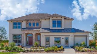 New Homes in Texas TX - Remuda Ranch by Jeffrey Harrison Homes