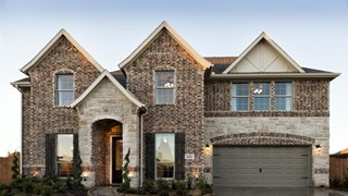 New Homes in Texas TX - Summer Creek South by Antares Homes