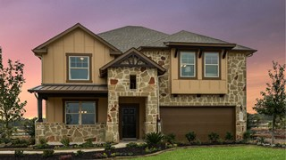 New Homes in Texas TX - The Crossvine by CalAtlantic Homes