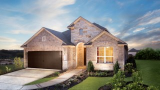 New Homes in Texas TX - Wortham Oaks by CalAtlantic Homes
