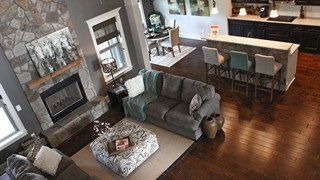 New Homes in Tennessee TN - Stewart Creek Farms by Paran Homes