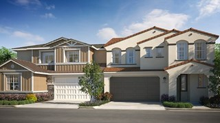 New Homes in California CA - Manzanita Cove by Melia Homes