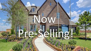 New Homes in Texas TX - Etteridge by Westin Homes