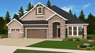 New Homes in Oregon OR - Glenwood Pointe by Pacific Lifestyle Homes