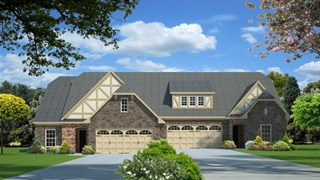 New Homes in Tennessee TN - Carellton Villas by Goodall Homes