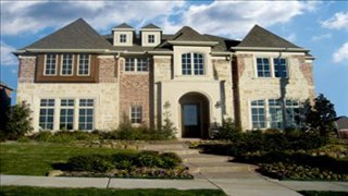 New Homes in Texas TX - Kensington Gardens by Grand Homes