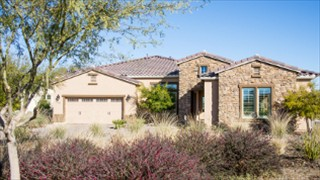 New Homes in Phoenix Arizona AZ - AV Homes at Estrella  by Newland Communities