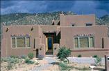 New Homes in New Mexico NM - Casa Que Pasa by John Kaltenbach Homes