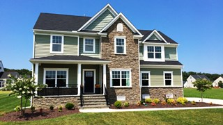 New Homes in Virginia VA - Cascade Creek by Boyd Homes