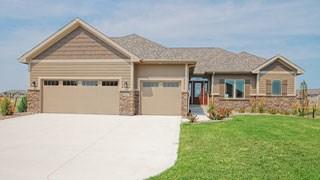 New Homes in Ankeny Iowa IA - Briarwood South by Kimberley Development Corporation