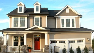 New Homes in Raleigh Durham North Carolina NC - David Weekley at Briar Chapel by Newland Communities