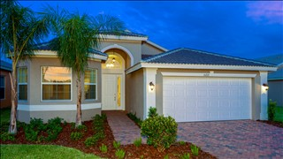 New Homes in - Valencia Lakes by GL Homes