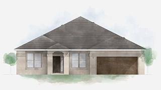New Homes in Florida FL - Oak Creek by Inland Homes