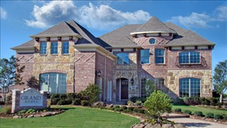 New Homes in Texas TX - Shiloh Ranch by Grand Homes