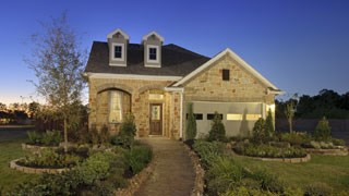New Homes in Texas TX - Hunters Creek by Chesmar Homes