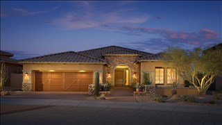New Homes in Arizona AZ - Windgate Ranch Scottsdale - Cassia Collection by Toll Brothers